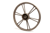 "16"" Front 6 Star Italian Front Mag Wheel"