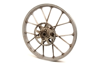 "17"" Italian Rear Snowflake Mag Wheel #1"