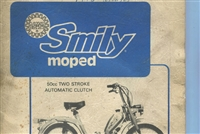 Free Demm Smily Moped Repair Manual