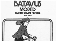 Free Batavus Moped Clymer Service and Repair Manual