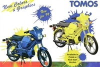 Free Tomos Moped Advertisement Pictures