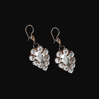 1/4 CT. T.W. Diamond Earrings in 10K White Gold