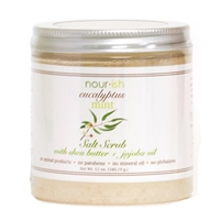 Eucalyptus Mint Large Salt Scrub