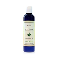 Bare Unscented Nourishing Body Lotion