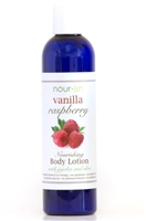 Vanilla Raspberry Nourishing Body Lotion