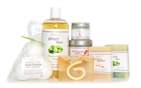 Ginger Medium Gift Set