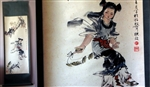 Genuine Chinese Painting on scroll