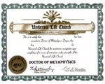 Doctor of Metaphysics - HQ