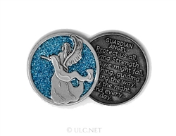 Guardian Angel Blessing Token (Blue)