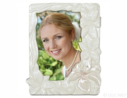 Porcelain Wedding Photo Frame