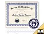 Master of Spiritual Awareness