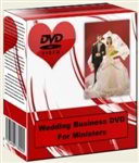 Wedding Business How-To Video on DVD