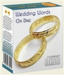 Wedding Words Combo for Officiants