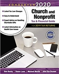 Zondervan Tax and Financial Guide for Churches and Non-profit Organizations