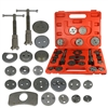 21 Pcs Universal Brake Caliper Wind Back Tool Set