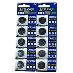 10 PCS CR2032 Batteries