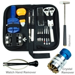 13pc Watch Repair Tool Kit w/hand remover, #3400
