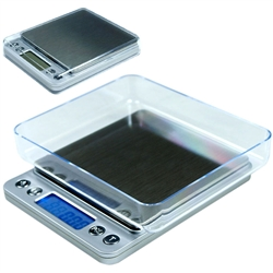 Horizon ACCT-500 500g x 0.01g Digital Scale (Silver)