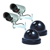 Set of 4 IR Dummy Cameras