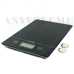 Glass Slim Digital Kitchen Scale EK9150