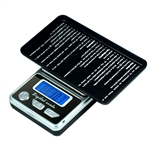 Horizon HB-02 500g x 0.1g Digital Pocket Scale