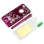 iPhone 5 Almuminum Bling Case