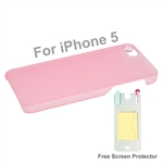 Simple iPhone 5 Hard Cover
