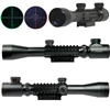 3-9X40 EG Optical Rifle Scope Mil Dot illuminated Reticle 20/11mm Rail Mount