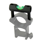 "Alloy Rifle Scope Laser Bubble Spirit Level for 25.4mm / 1"" Ring Mount Holder"