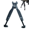 Tactical Rifle Foldable Foregrip Bipod 20mm Picatinny Rail Mount QR