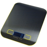 11 lbs Stainless Steel Digital Kitchen Scale