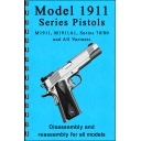 Gun-Guides Assembly / Disassembly Model 1911 Series Pistols.