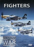Fighters:  Weapons of War. DVD.