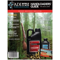 ADI Reloading Manual 9th Edn