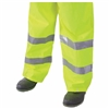 2W International 155P-E Light Weight High Viz Rain Pants