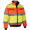 2W International 300C-3 High Viz Reversible Jacket