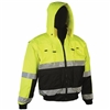 2W International 330C-3/350C-3 High Viz Reversible Bomber Jacket