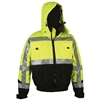 2W International 352C-3 High Viz Jacket