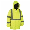 2W International 730C-3/750C-3 High Viz Rain Jacket