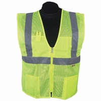 2W International A320C-2/A520C-2 High Viz Economy Vest