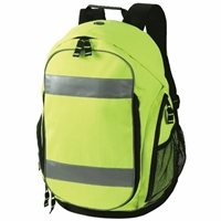 2W International BP65-01 High Viz Back Pack