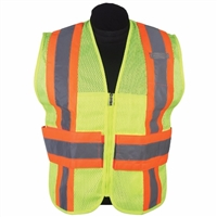 2W International DS325C-2/DS525C-2 Contrast Dot Style Vest