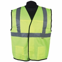 2W International EN311C-2/EN511C-2 Light Weight Economy Vest