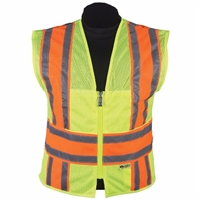 2W International MN321C-2/MN521C-2 Minnesota High Viz Vest