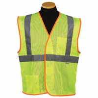 2W International MV327C-2/MV529C-2 Economy Safety Vest