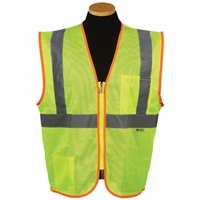 2W International MZ327C-2/MZ529C-2 Economy Safety Vest