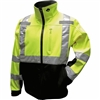 2W International SHL33C-3/SHL35C-3 High Viz Softshell Jacket