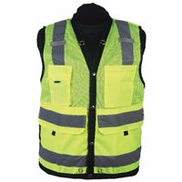 2W International SURV322C-2/SURV522C-2 Surveyors Vest
