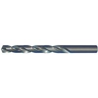 Alfa Tools Super High-Speed Steel Black Oxide Jobber Drill