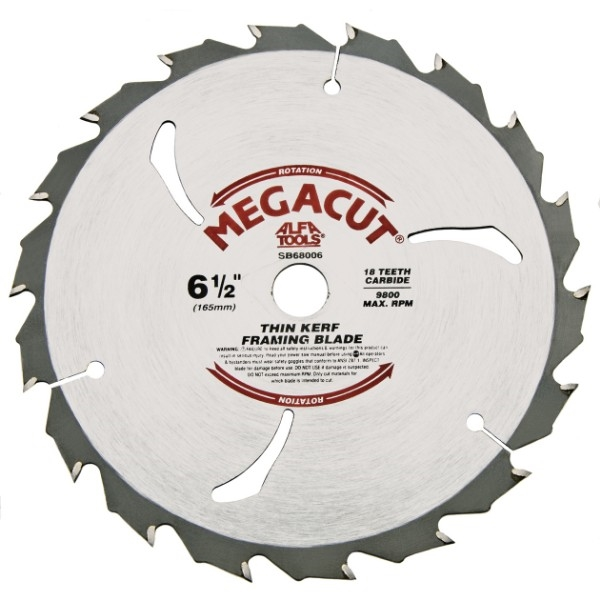 Alfa Tools Thin Kerf Professional Combination Blade